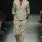 Beżowy garnitur, Foto: Bottega&Veneta Primavera/Verano 2015