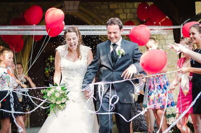 Die Hochzeit des Jahres: Wie Sie Ihren Gästen einen gelungenen Tag bescheren