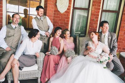 5 tareas para que las mamás de los novios participen en la organización de la boda
