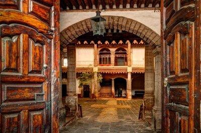 Hacienda Santa Mónica: elegancia, romanticismo y amor...con causa