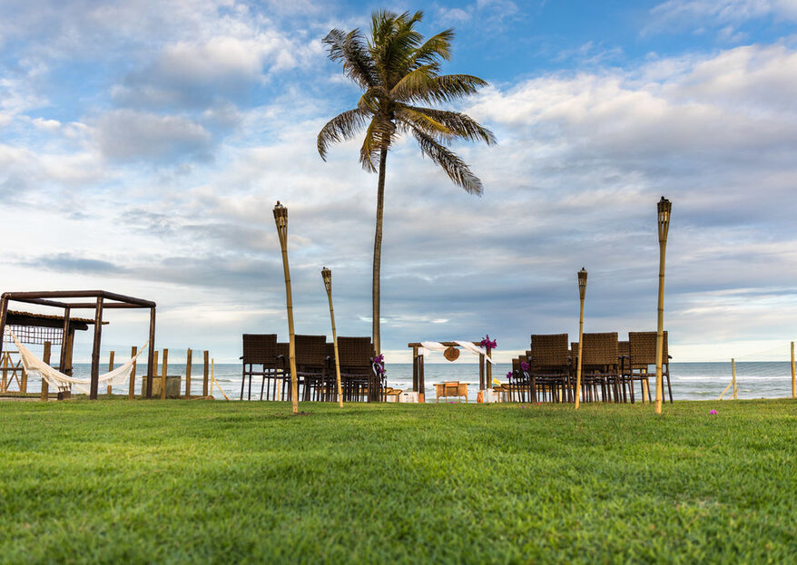 Conheça os 8 melhores locais para se casar em Salvador
