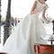 Suknia ślubna z kolekcji Cymbeline 2014.Model: HEART