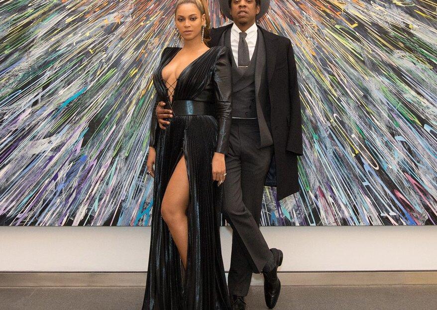 Beyoncé y Jay-Z renuevan sus votos y lo muestran al mundo en su gira