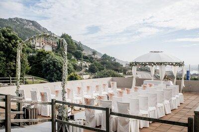 Los 11 mejores hoteles para celebrar tu boda en madrid for Hoteles chic en madrid