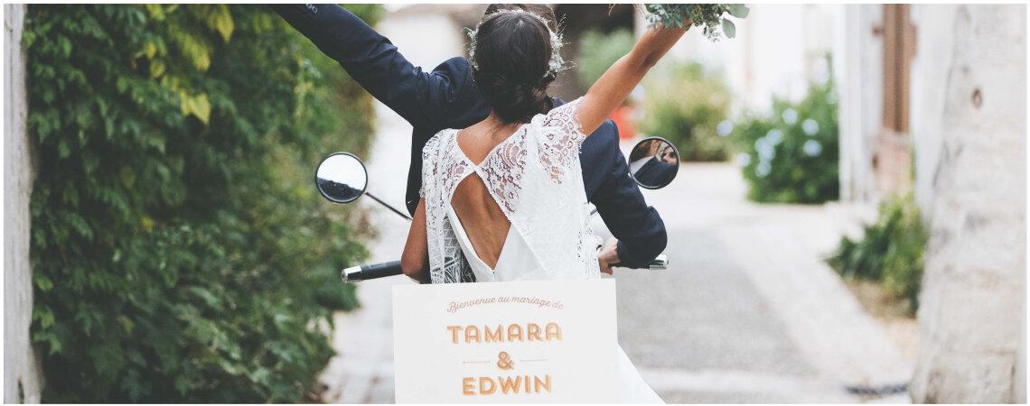 Une inspiration de mariage sauvage aux couleurs Terracota !