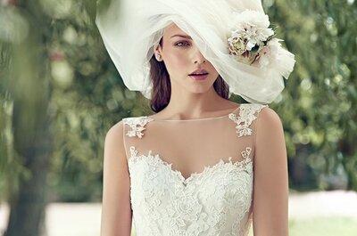 9 tipos de decotes para o seu vestido de noiva