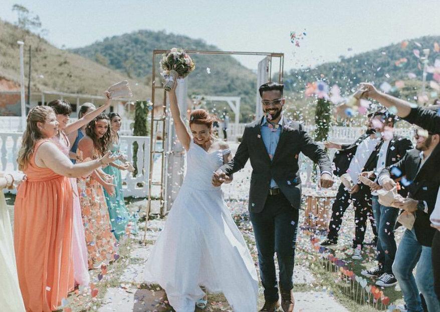 Como ter um casamento super personalizado do jeitinho que você sempre sonhou!