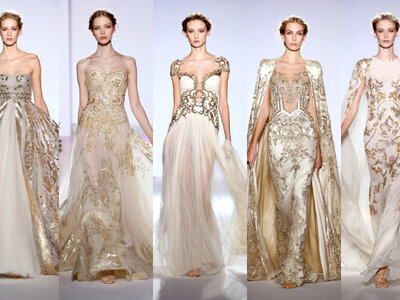 Zuhair Murad – Autumn Winter 2015/2016 Haute Couture Show in Paris