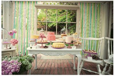 Najpiękniejsze słodkie stoły weselne 2013 roku