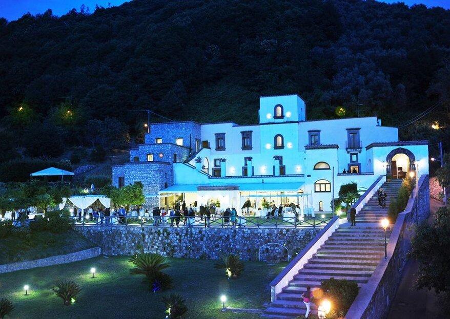 Villa della Porta, cornice ideale per un matrimonio bucolico e indimenticabile!