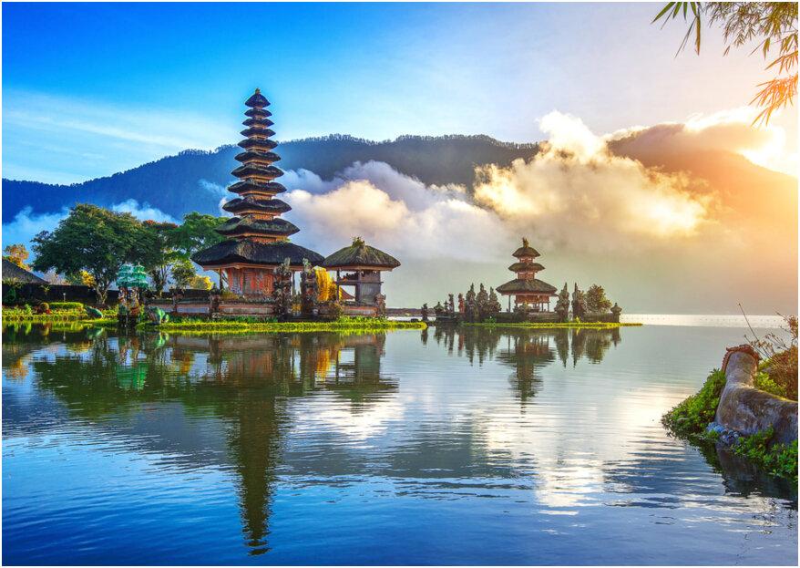 Luna de miel en Indonesia: ¡un paraíso con tesoros por descubrir!