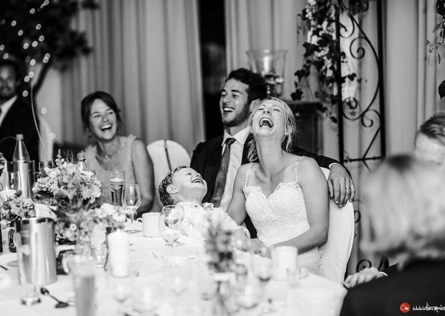Hochzeitsrede Brautpaar: Tipps & Beispiele für gereimte Reden