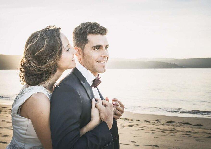 Experiencia y creatividad en cada una de las fotos de tu boda, gracias a Marco Abad Fotógrafos