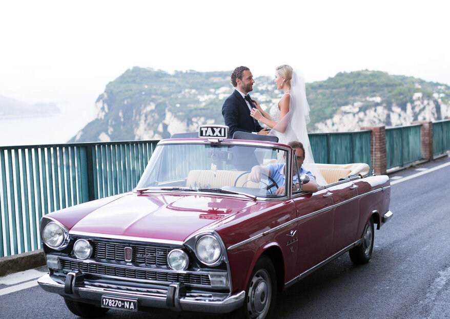 Destination Italy? Plan your fairy-tale wedding with these amazing wedding providers