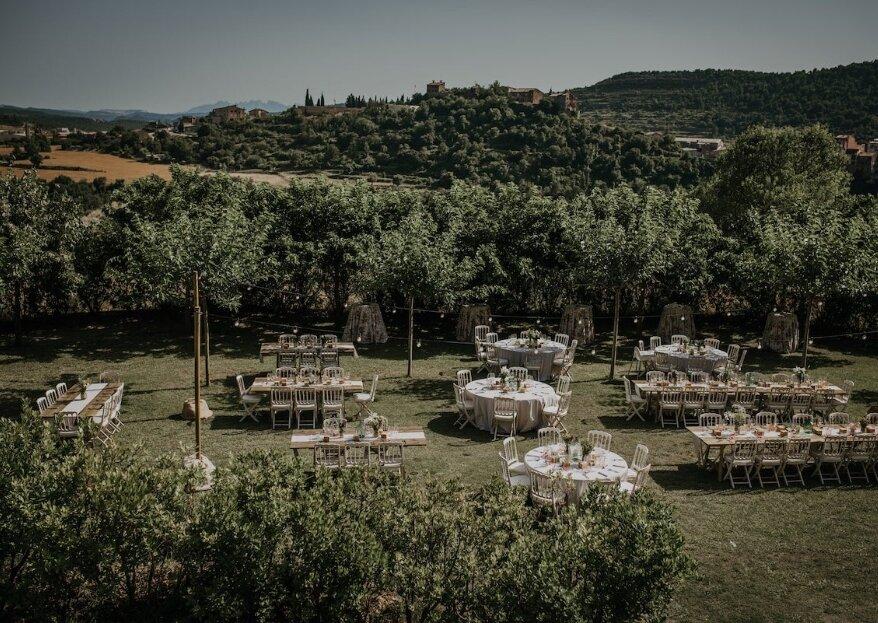 Un día único: el servicio de wedding planner que hará de tu boda el evento del año
