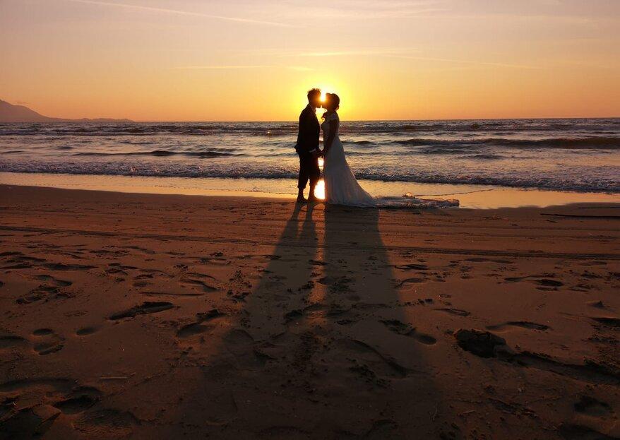 Papel Beach Club vi apre le porte della sua tenuta affacciata sul mare, per nozze indimenticabili...