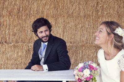 7 cosas que los chicos nunca entenderán de las bodas