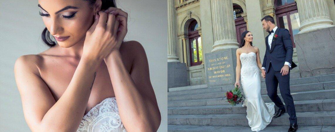 E se il tuo abito da sposa andasse perso? A questa ragazza è successo...