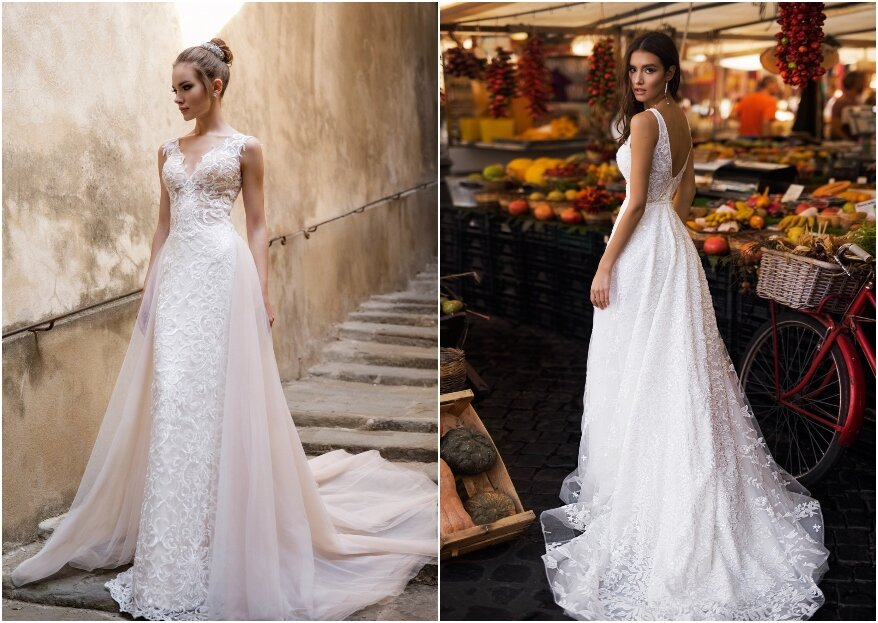 Tu vestido perfecto, con una sola visita a la tienda de Margarita Olarte Vestidos