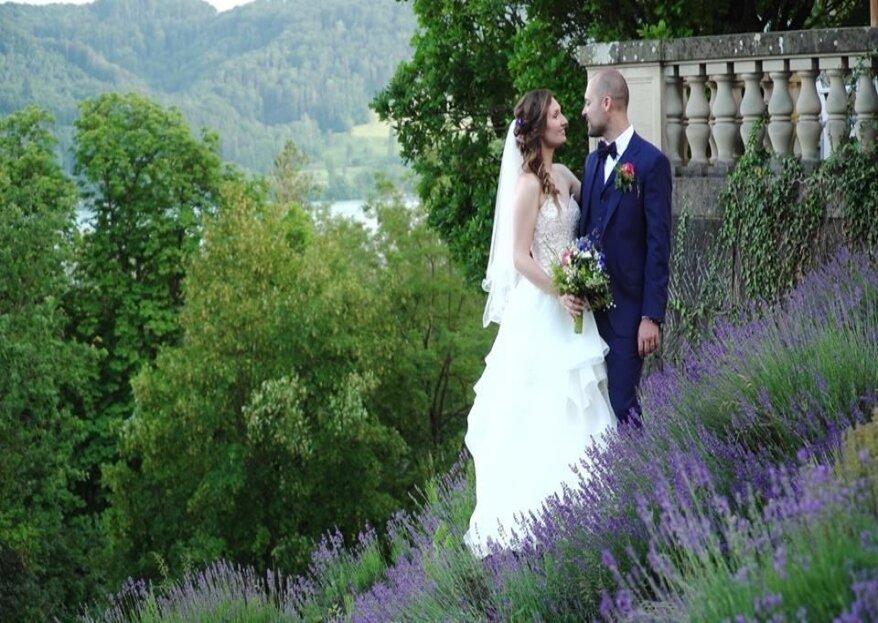 Riccardo Lavezzo Exclusive Wedding Films, scegli di essere la star del film del tuo matrimonio!