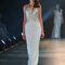Suknia ślubna z kolekcji Davida Fieldena 2014.
