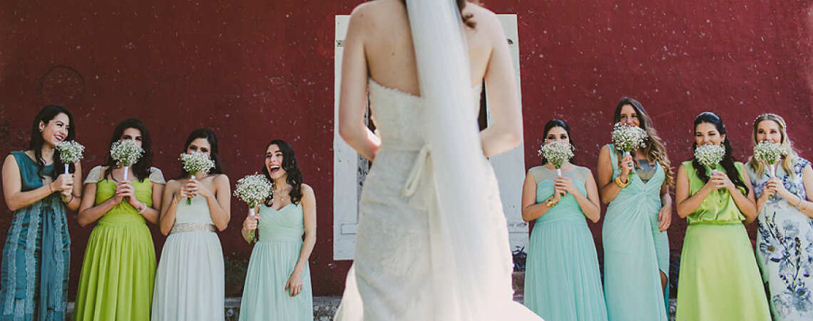 ¿Cómo dar las gracias a los invitados de tu matrimonio? ¡Detalles que nunca olvidarán!
