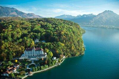 Ces 12 lieux extraordinaires pour votre mariage en Haute-Savoie !