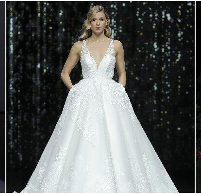 100 Vestidos De Novia Corte Princesa Diseños