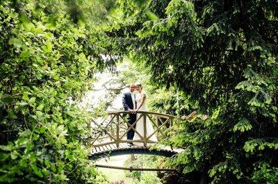 Le mariage magique de Perrine et Nicolas dans les Côtes-d'Armor