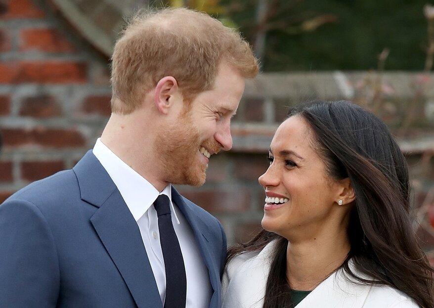 O bolo de casamento de Harry & Meghan já está pensado e tem um sabor pouco tradicional