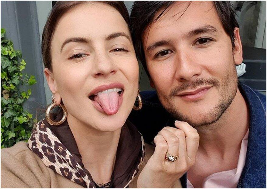 Fashion stylist Lizzy van der Ligt is verloofd met haar grote liefde Yuki Kempees!