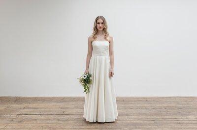 A 6ª edição da passarela noivas de Londres está chegando: White Gallery 2015