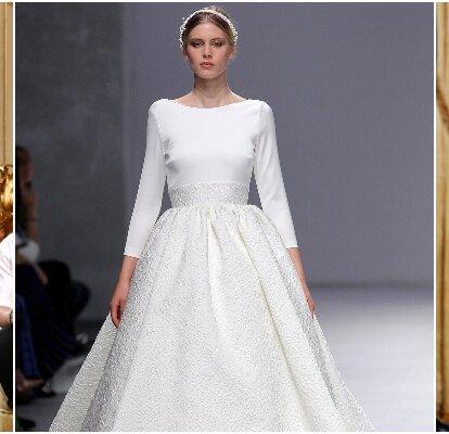 Robes De Mariee A Col Bateau Soyez La Plus Elegante Des