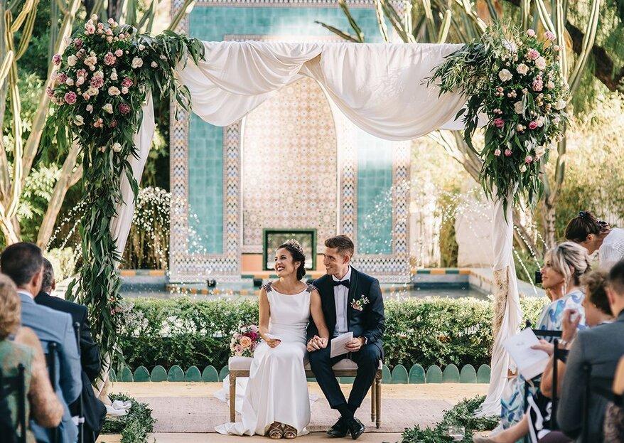 Destination wedding: qué es, tipos y los mejores destinos