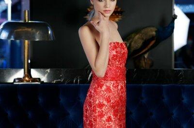 Robes de cocktail et robes de soirée Gwanni 2015 : chics, féminines, originales et de grande qualité