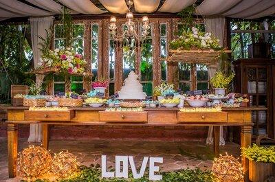 15 decoradores de casamento no Rio de Janeiro super recomendados!
