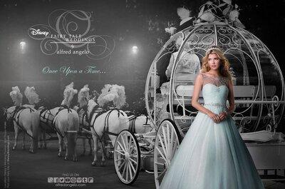 A quoi ressembleraient les princesses Disney en robe de mariée ? Ces créations vont vous épater !