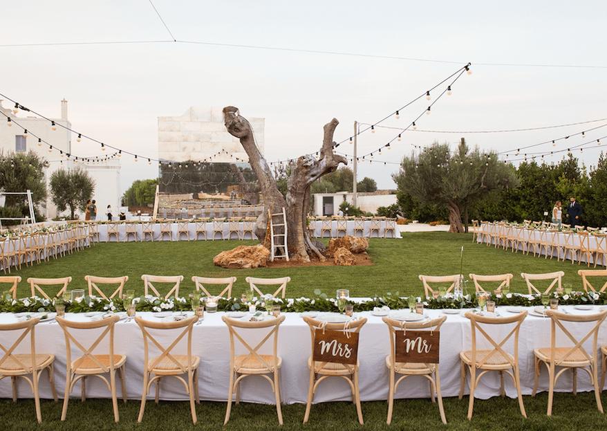 Qualità, autenticità e bellezza: il tuo matrimonio a Masseria San Giovanni