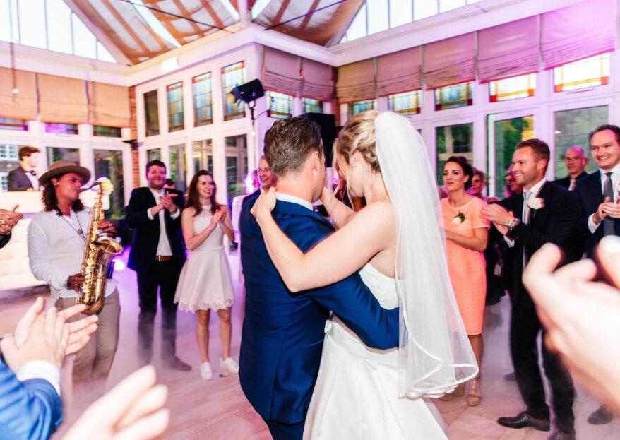 De perfecte muzikale omlijsting op de bruiloft met LoveSound