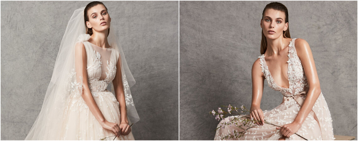 Zuhair Murad 2019: Sensual and Luxurious Wedding Dresses