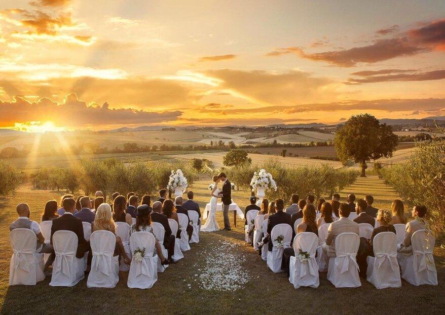 Tenuta dei Mori vi apre le porte del suo splendido casale, per un matrimonio country chic da ricordare