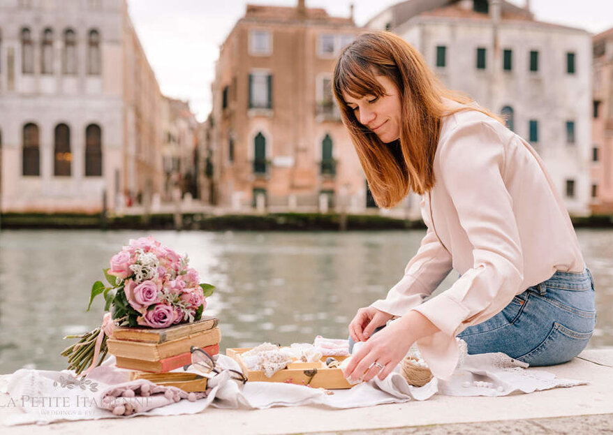La Petite Italienne - Weddings & Events: quando la delicatezza francese incontra la forza italiana