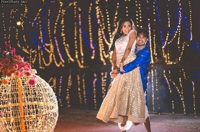 Top 5 wedding choreographers in Pune