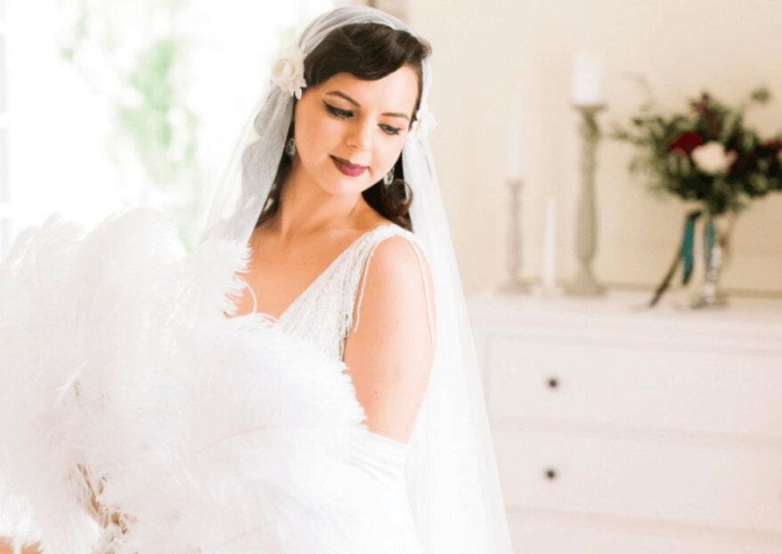 Noivas desesperadas: as dúvidas mais comuns sobre maquilhagem e penteados