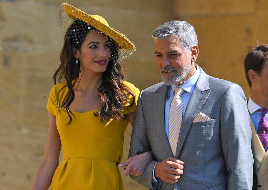 Convidados do casamento real: os melhores looks do enlace de Harry e Meghan