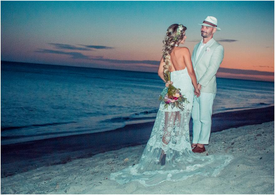 9 playas colombianas perfectas para ir con tu pareja. ¡Playa, brisa, mar y amor!