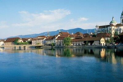Historische Locations für Ihre Traumhochzeit im Kanton Solothurn