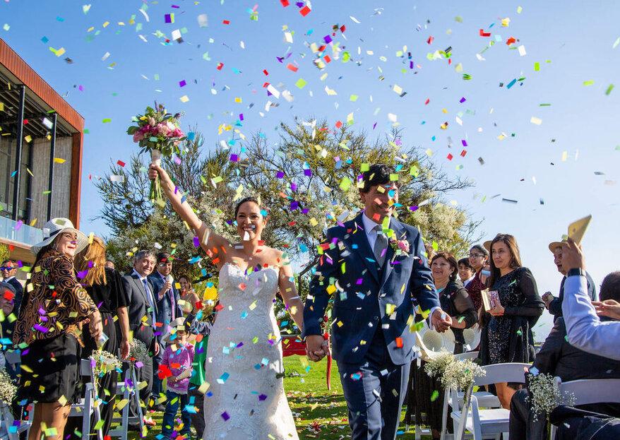 Estos profesionales convertirán tu matrimonio en un día épico
