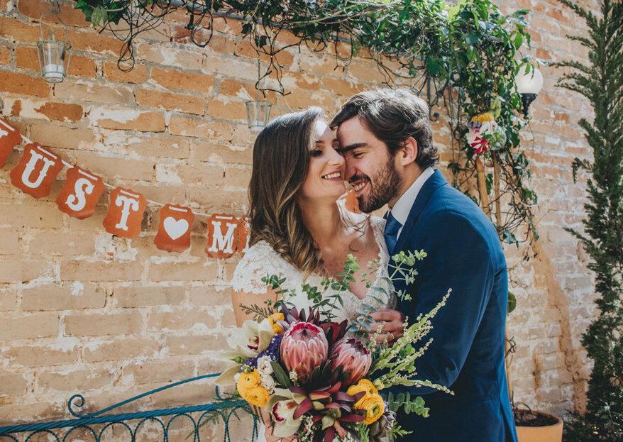 O meu casamento no Brasil: o must-know do setor nupcial!