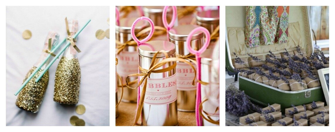 Besondere Souvenirs für Ihre Hochzeitsgäste: Schenken Sie mit ...